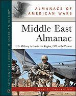 Middle East Almanac: U.S. Military Action in the Region, 1979 to the Present