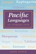 Lynch, J: Pacific Languages: An Introduction