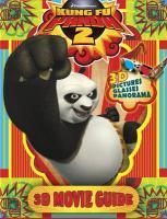 Kung Fu Panda 2: 3D Movie Guide