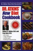 Dr. Atkins' New Diet Value Pack