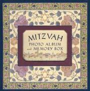 Mitzvah Photo Album/Memory Box