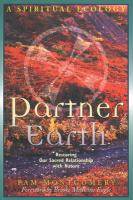 Partner Earth: A Spiritual Ecology