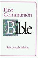 First Communion Bible-NAB-Saint Joseph