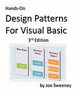 Hands on Design Patterns for Visual Basic, 3rd Edition