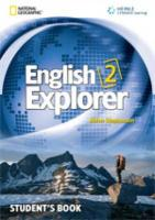 English Explorer 2, Student's Book mit Multi-ROM
