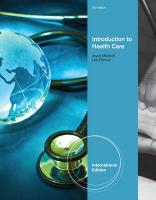 Introduction to Health Care. by Joyce Mitchell, Lee Haroun - Mitchell, Joyce