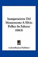 Inaugurazione del Monumento a Silvio Pellico in Saluzzo (1863)