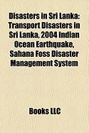 Disasters in Sri Lanka: Transport Disasters in Sri Lanka, 2004 Indian Ocean Earthquake, Sahana Foss Disaster Management System