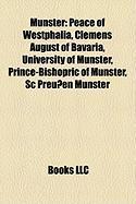 Mnster: Peace of Westphalia, Clemens August of Bavaria, University of Mnster, Prince-Bishopric of Mnster, SC Preuen Mnster
