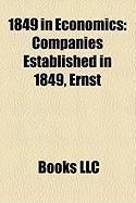 1849 in Economics: Companies Established in 1849, Ernst