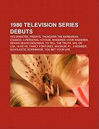 1980 television series debuts: Yes Minister, Fridays, Thundarr the Barbarian, Cosmos: A Personal Voyage, Kinderen voor Kinderen, Hi-de-Hi!, To Tell ... You Bet Your Life, Scholastic Scrimmage