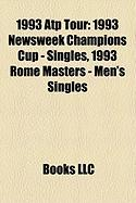 1993 Atp Tour: 1993 Newsweek Champions Cup - Singles