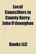 Local Councillors in County Kerry: John O'Donoghue