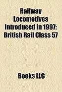 Railway Locomotives Introduced in 1997: British Rail Class 57