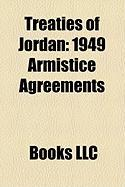 Treaties of Jordan: 1949 Armistice Agreements