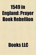1549 in England: Prayer Book Rebellion