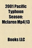 2001 Pacific Typhoon Season: Tropical Storm Vamei