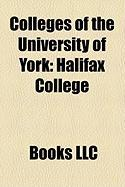 Colleges of the University of York: Halifax College