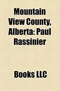 Mountain View County, Alberta: Paul Rassinier