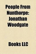 People from Nunthorpe: Jonathan Woodgate