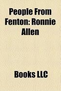 People from Fenton: Ronnie Allen