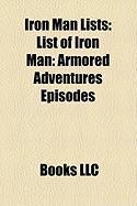 Iron Man Lists: List of Iron Man: Armored Adventures Episodes
