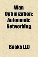 WAN Optimization: Autonomic Networking, Appliansys, Radware, Ecessa, Expand Networks, Ipanema Technologies, TCP Acceleration, Riverbed T