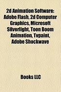 2D Animation Software: Adobe Flash