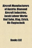 Aircraft Manufacturers of Austria: Diamond Aircraft Industries