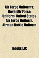Air Force Uniforms: Royal Air Force Uniform