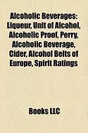 Alcoholic Beverages: Alcoholic Beverage