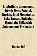 Altai: Altaic Languages