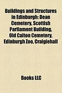 Buildings and Structures in Edinburgh: Scottish Parliament Building