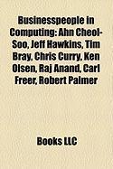 Businesspeople in Computing: Ahn Cheol-Soo