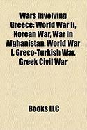 Wars Involving Greece: War in Afghanistan