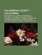 Calaveras County, California: Mountain Ranch, California, Mokelumne Hill, California, San Andreas, California, Murphys, California