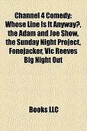 Channel 4 Comedy: The Sunday Night Project