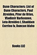 Dune Characters: List of Dune Bene Gesserit