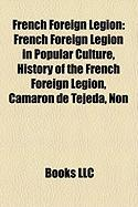 French Foreign Legion: Tristan Tzara
