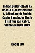 Indian Guitarists: ASHA Bhosle