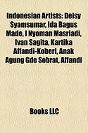 Indonesian Artists: Delsy Syamsumar