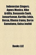 Indonesian Singers: Agnes Monica