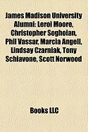 James Madison University Alumni: Leroi Moore