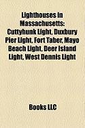 Lighthouses in Massachusetts: Cuttyhunk Light