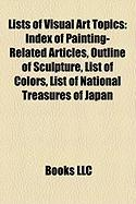 Lists of Visual Art Topics: List of National Treasures of Japan