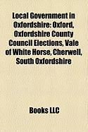 Local Government in Oxfordshire: Oxford