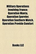Military Operations Involving France: Operation Manta