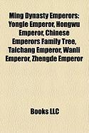 Ming Dynasty Emperors: Hongwu Emperor