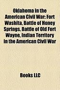 Oklahoma in the American Civil War: Fort Washita