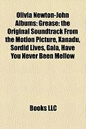 Olivia Newton-John Albums: Grease: The Original Soundtrack from the Motion Picture